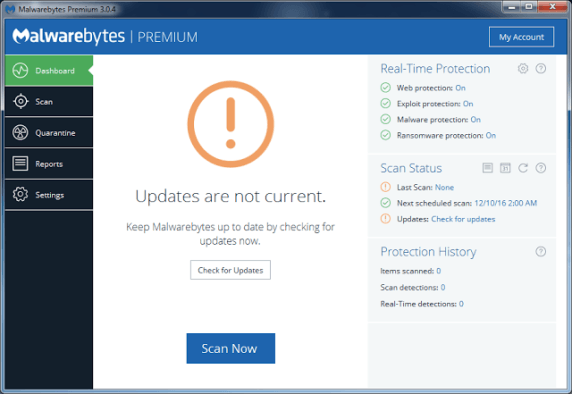 malwarebytes license key and id